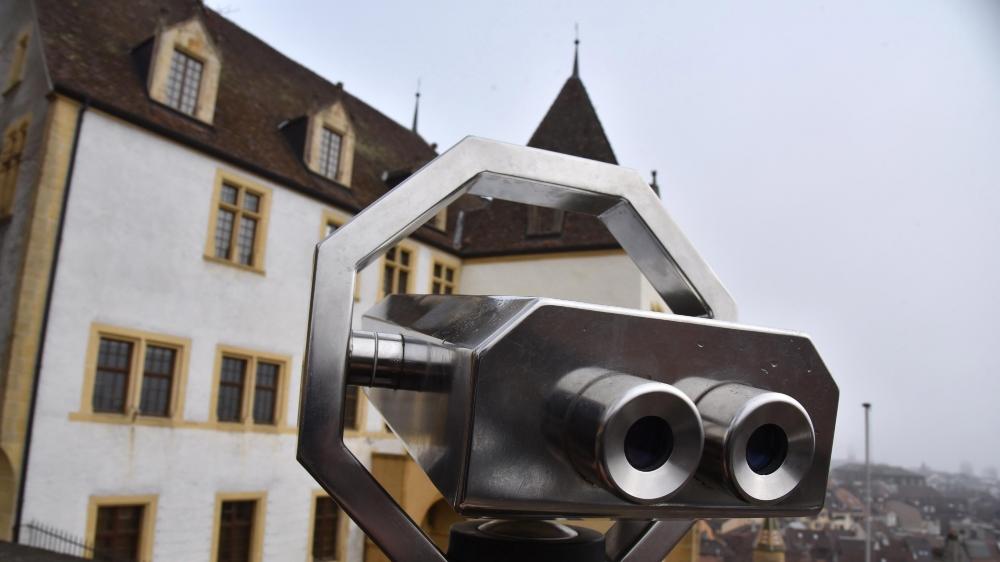 Bien des yeux seront rivés sur le château de Neuchâtel la semaine prochaine.