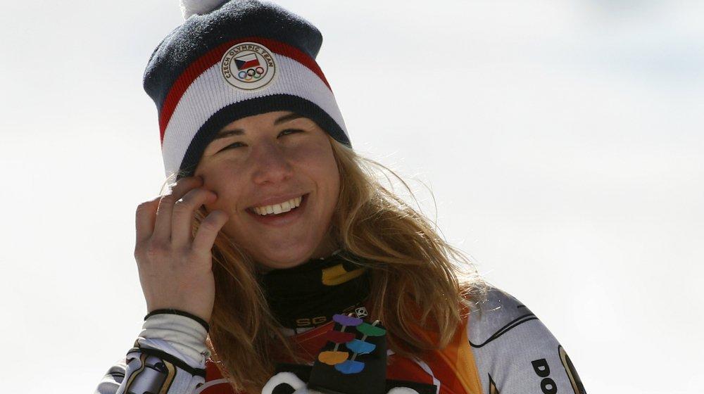 Ester Ledecka rêve d'une seconde médaille.