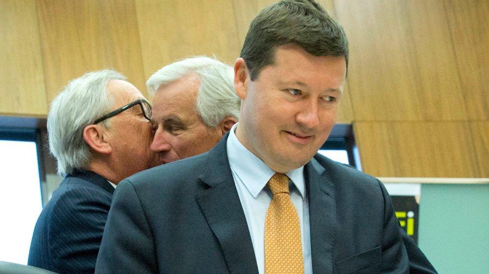 Bras droit de Jean-Claude Juncker, Martin Selmayr (photo) a souvent la dent dure avec la Suisse.