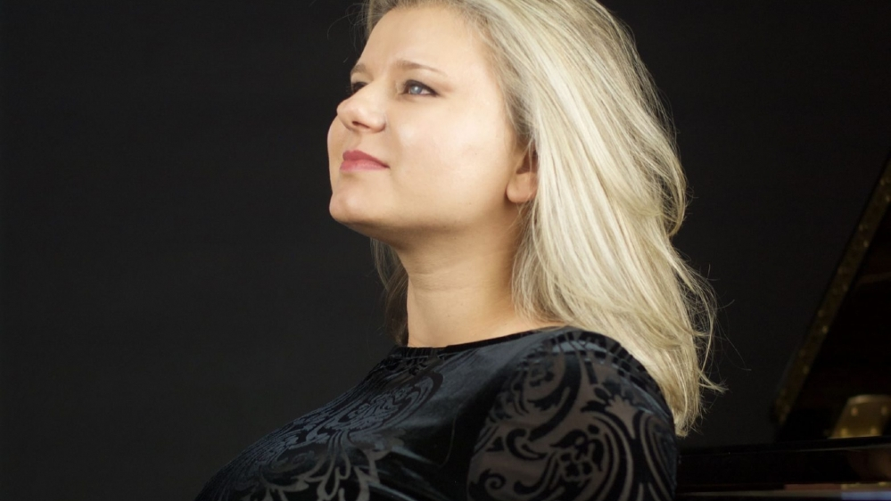 Katja Avdeeva, initiatrice des week-ends de piano.