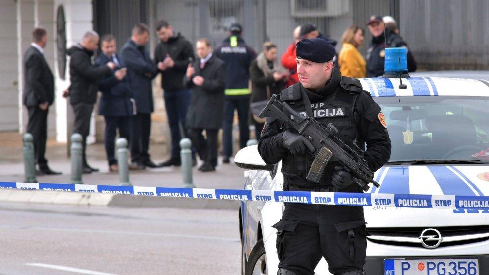 L'ambassade américaine a été prise pour cible.