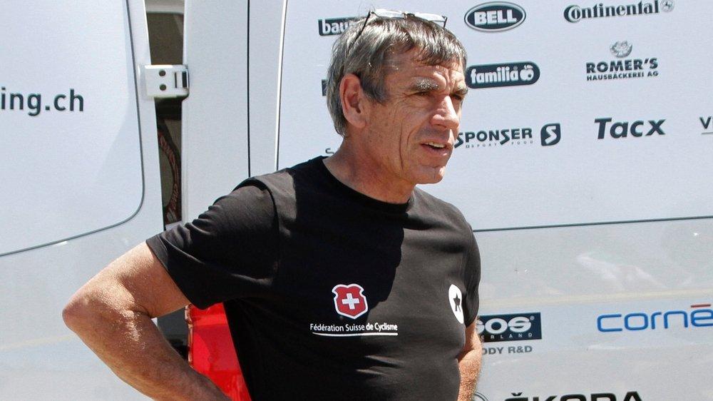 L'entraîneur national Daniel Gisiger peut compter sur une belle équipe de pistards.