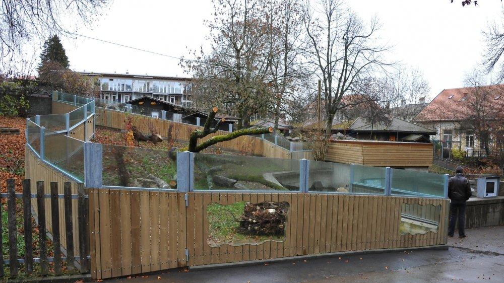 Pourquoi avoir gardé, près de dix ans, les loutres dans un enclos non adapté, plutôt que de les transférer dans un zoo conçu pour elles?