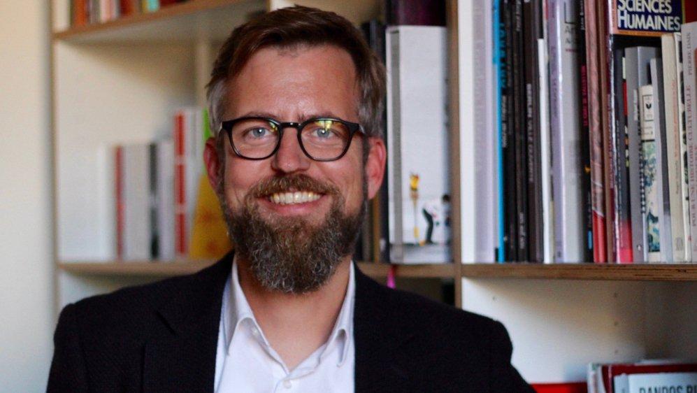 Pascal Gygax dirige l'équipe de psycholinguistique de l'Uni de Fribourg.