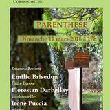 Concert Parenthèse - Ensemble Fecimeo