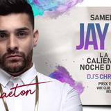 Jay Santos au vibe club de Neuchâtel