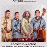 Sedaa - Musique Mongole ( Mongolie/Iran)