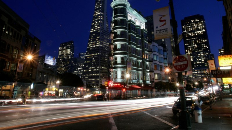 San Francisco, Californie.