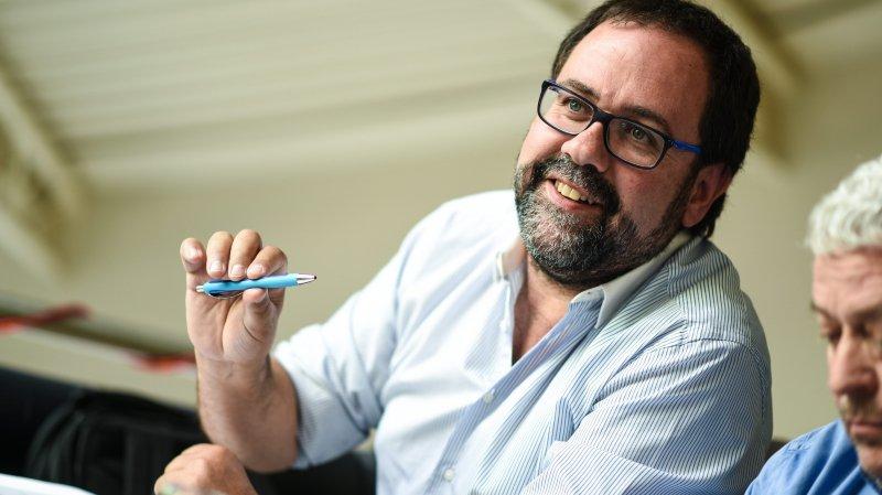 Val-de-Ruz: Vincent Martinez quitte les rangs du PDC