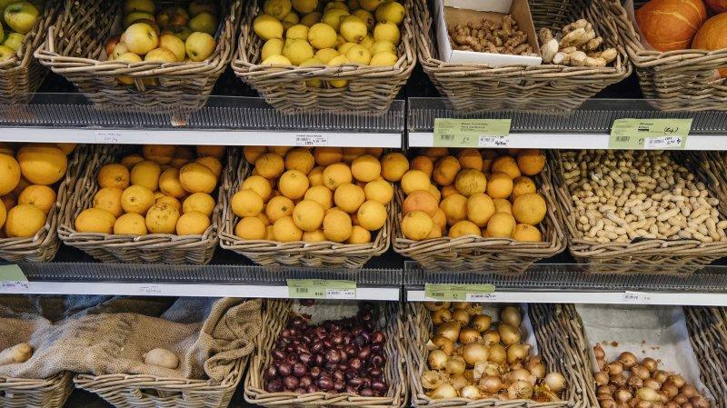 Une épicerie coopérative, bio, locale et éthique ouvre à Neuchâtel
