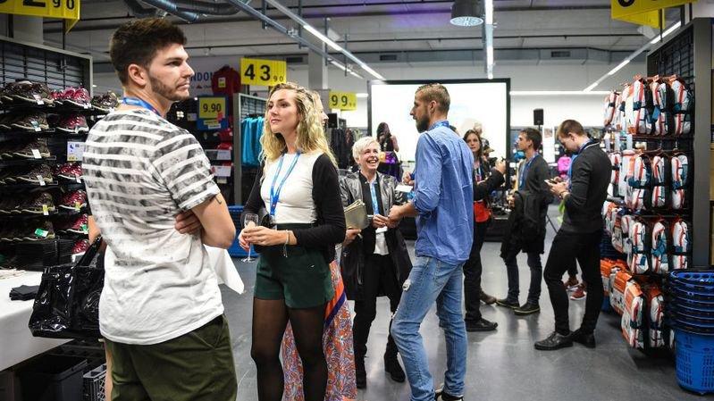 Decathlon va étendre son offre en Suisse chez Athleticum