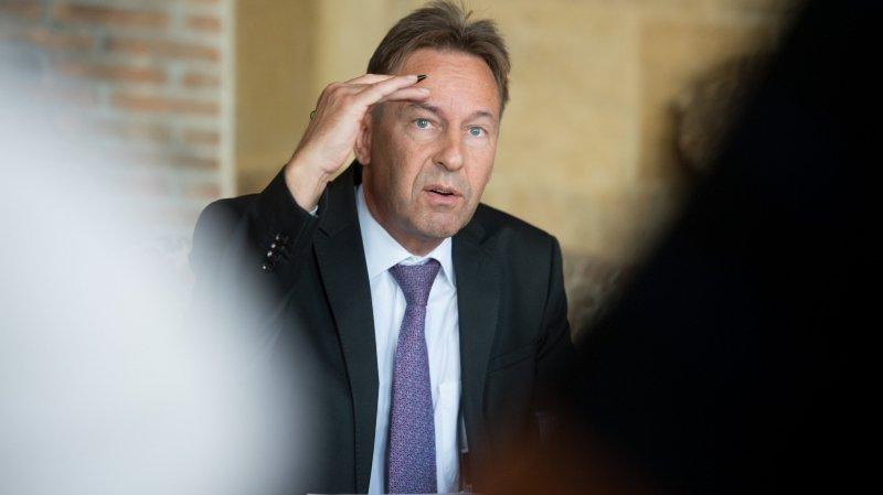 Le conseiller d'Etat Alain Ribaux a déclaré mercredi que «le cas fribourgeois ne doit pas nous inquiéter».