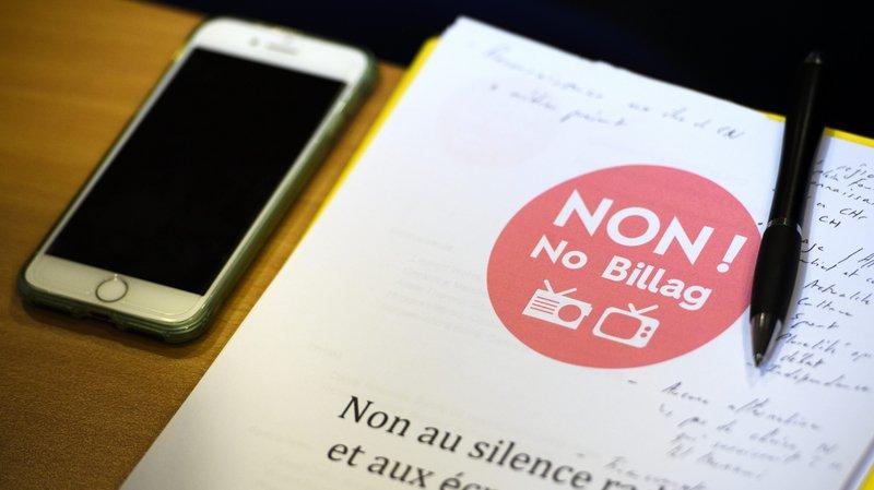 Les citoyens suisses s'exprimeront sur l'initiative No Billag le dimanche 4 mars.
