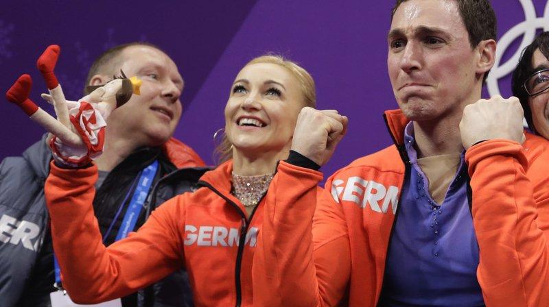 Les élèves de Jean-François Ballester remportent l'or olympique