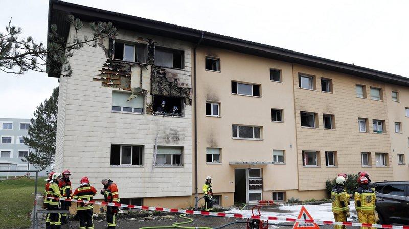Delémont: l'explosion de la cuisinière cachait un crime