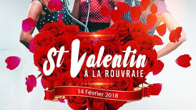 St Valentin à la Rouvraie