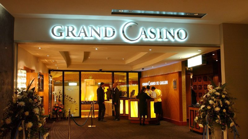 Casino de Saint-Gall: un Appenzellois remporte un jackpot de plus de deux millions de francs