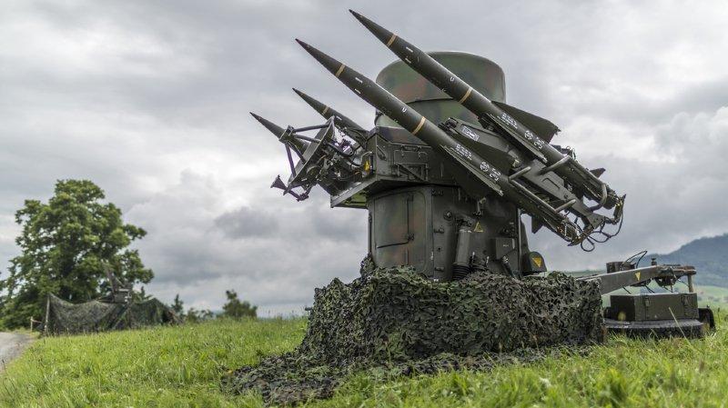 Matériel de guerre: les exportations d'armes suisses en hausse de 8% en 2017