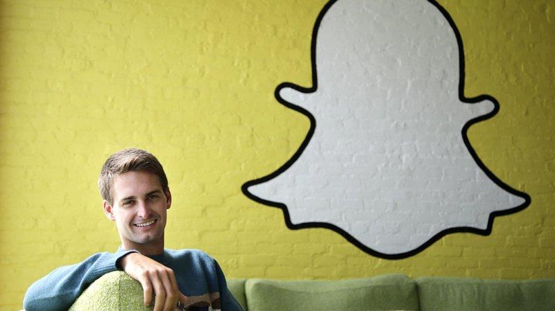 Snap, la maison mère de Snapchat, publie des résultats encourageants