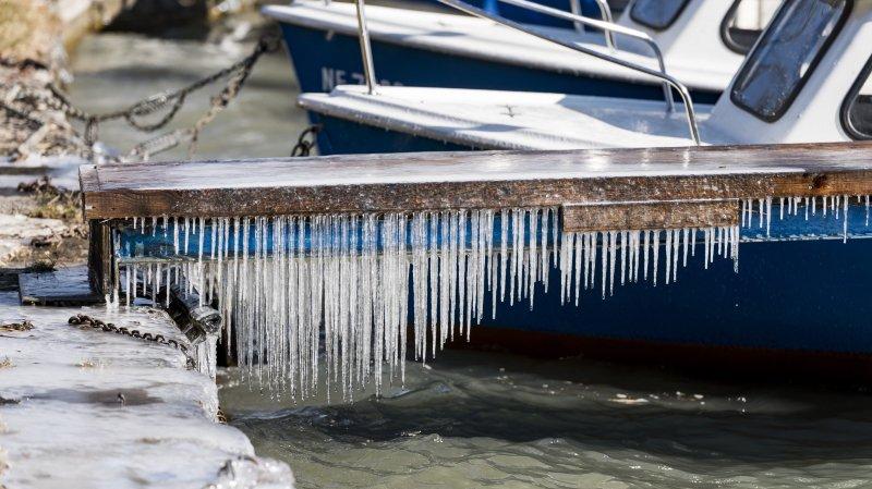 L'actuelle vague de froid laissera la place à la neige dès jeudi