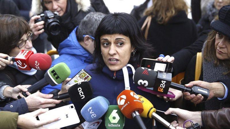 L'ex-députée risque jusqu'à 30 ans de prison pour avoir participé à l'organisation du dernier référendum en Catalogne.