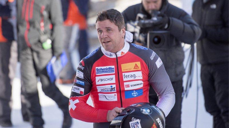 Beat Hefti, légende du bob suisse, a mis un terme à sa carrière sans rien dire