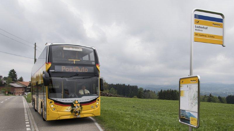 Bus longue distance: la Confédération devra assurer des terminaux