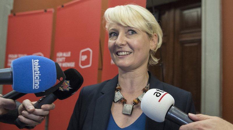 Concernant des déductions qu'elle aurait contestées, la conseillère nationale évoque une somme de 13'000 francs de déductions parlementaires qu'elle aurait fait valoir en 2013.
