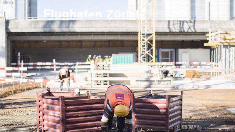 Le marché suisse de l'emploi se porte très bien en ce début d'année 2018