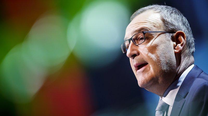 """JO 2026 en Suisse: Guy Parmelin """"optimiste"""" malgré un timing serré"""