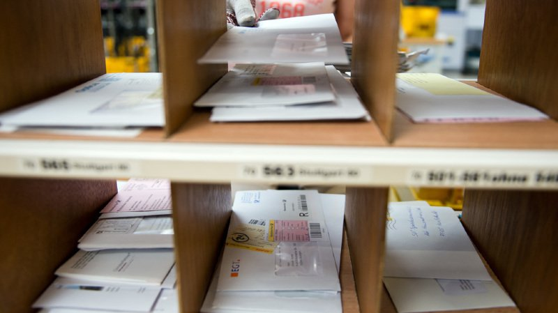 La Poste: le prix des lettres A et B ne seront pas augmentés en 2018, ni en 2019