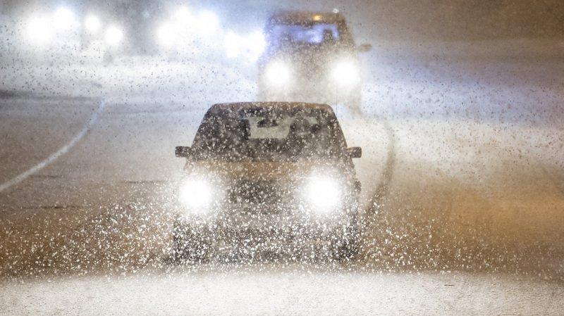 Météo: un épisode neigeux succède à la vague de froid sibérien