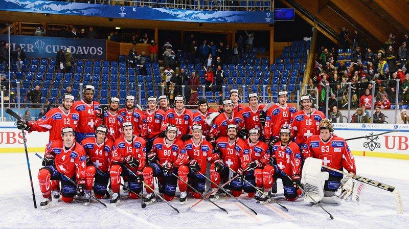 Hockey: la Coupe Spengler 2018 sans équipe de Suisse