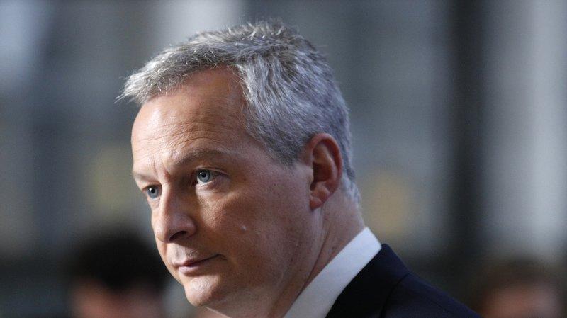 Bruno Le Maire a critiqué les promotions spectaculaires qui ont provoqué des empoignades ces derniers jours dans plusieurs magasins de la chaîne Intermarché.
