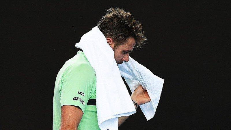 Tennis: Wawrinka quitte le top 10 du classement ATP