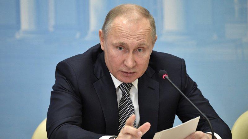 Russie: Poutine accusé d'avoir ordonné le programme de dopage de l'Etat russe