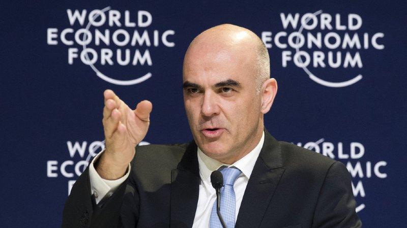 Accord-cadre avec l'UE: Alain Berset appelle ses collègues à plus de retenue