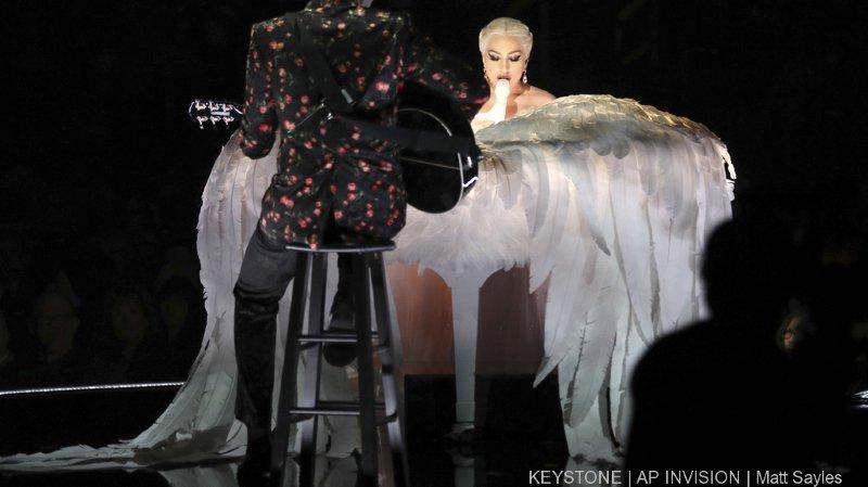 Lady Gaga avait déjà interrompu sa tournée européenne à l'automne dernier (archives).