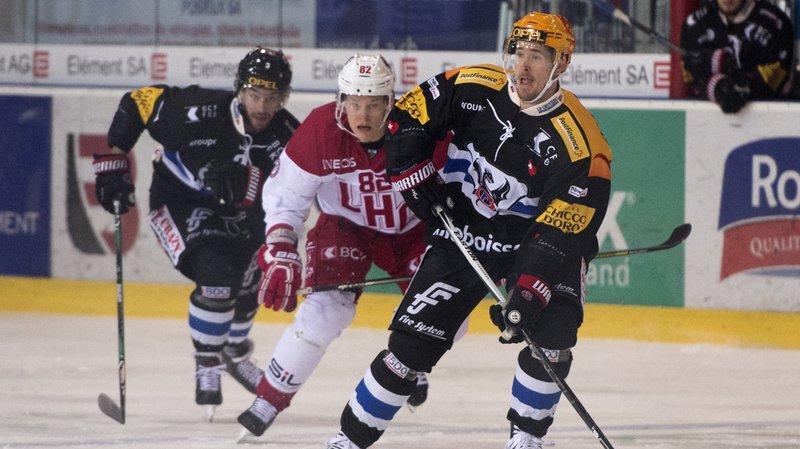 Hockey: Fribourg-Gottéron bat Lausanne et Genève-Servette s'incline
