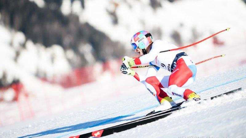 Ski alpin: vainqueur du combiné, le Nidwaldien Marco Odermatt remporte son 4e titre mondial