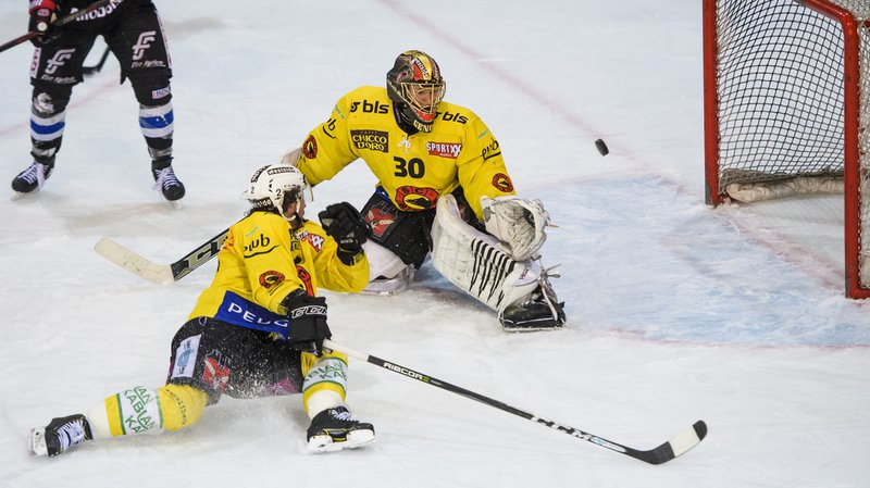 National League: Berne assuré de remporter la saison régulière