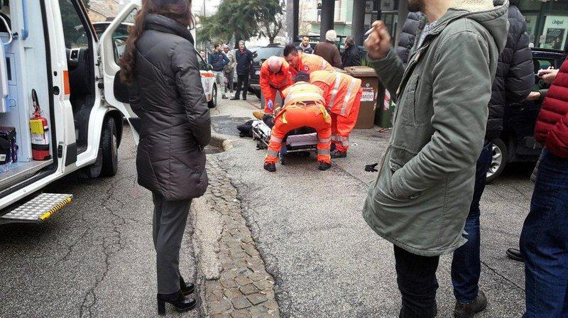 Italie: la fusillade raciste choque le pays, en pleine montée de la droite