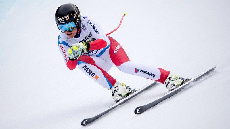 JO 2018 - Ski alpin dames: Lara Gut rêve ses virages