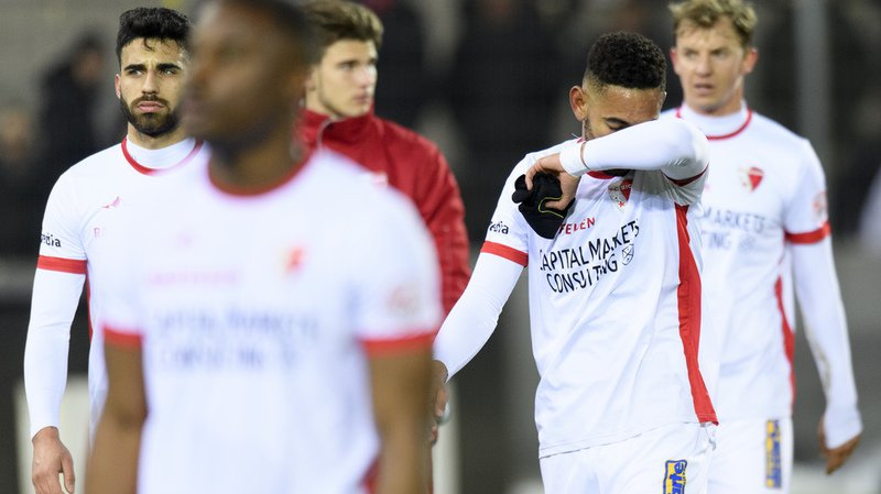 Super League: Sion en plein cauchemar contre Grasshopper, Bâle trébuche devant Lugano