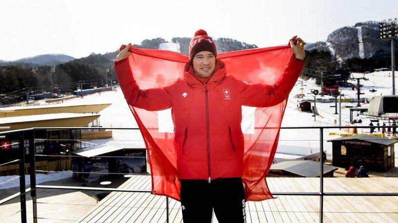 JO 2018: Dario Cologna désigné porte-drapeau de la Suisse