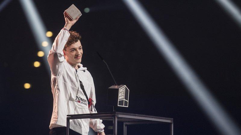 Swiss Music Awards 2018: le rappeur biennois Nemo rafle quatre trophées