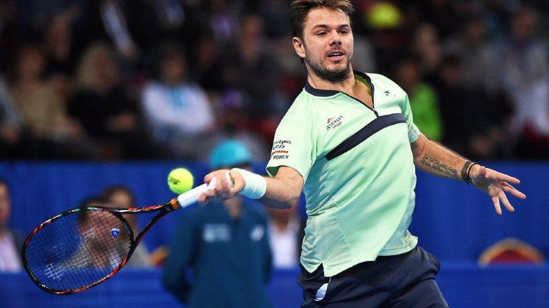 Stan Wawrinka aura sa chance au tournoi ATP de Marseille