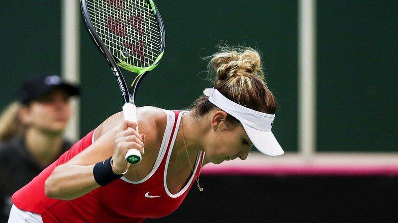 Tennis - Fed Cup: la Suisse éliminée