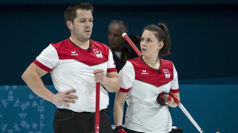 JO 2018 – curling mixte: dominée en finale par le Canada, la Suisse repart avec l'argent