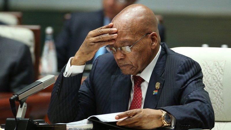 Afrique du Sud: l'ANC, parti au pouvoir, demande au président Jacob Zuma de quitter ses fonctions